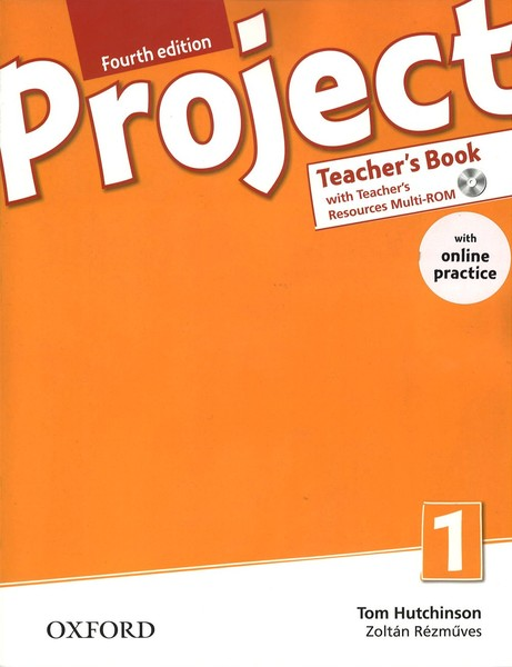 Project 1 Fourth Edition - Teacher´s Book with Online Practice (čtvrté vydání)