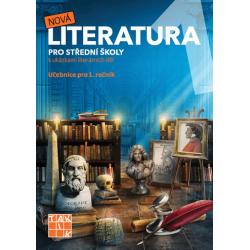 Nová literatura 1 pro střední školy - Učebnice