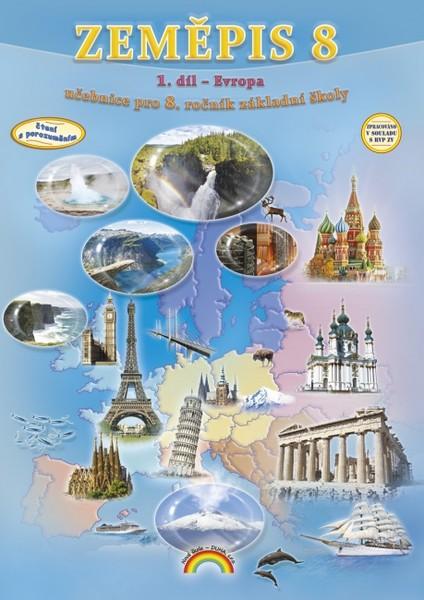 Zeměpis 8.r. 1.díl - Evropa (Čtení s porozuměním)