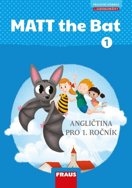 MATT the Bat 1 Učebnice