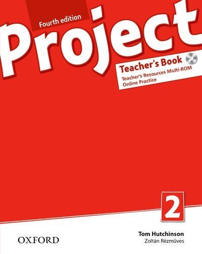 Project 2 Fourth Edition - Teacher´s Book with Online Practice Pack (čtvrté vydání)