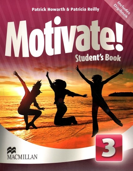 Motivate 3 Students Book (učebnice)