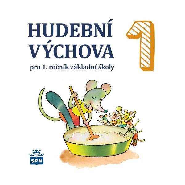 Hudební výchova 1.r. ZŠ - audio CD