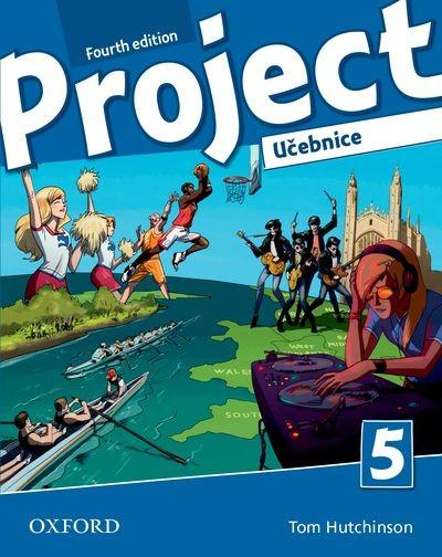 Project 5 Fourth Edition - Učebnice (čtvrté vydání)