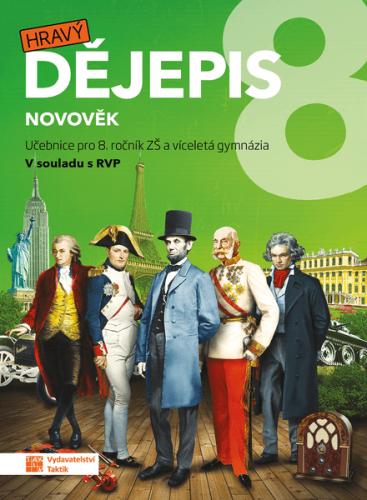 Hravý dějepis 8 - Novověk (učebnice)