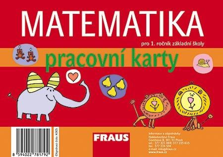 Matematika 1.r. ZŠ - pracovní karty