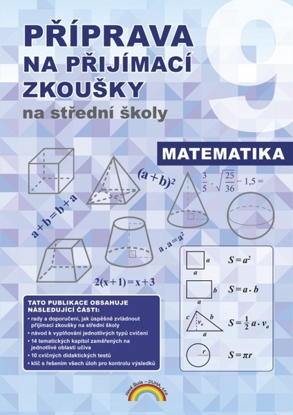 Příprava na přijímací zkoušky na střední školy - Matematika