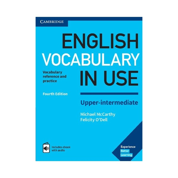 English Vocabulary in Use Upper-intermediate Edition with answers + eBook