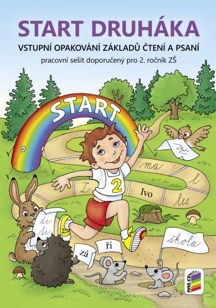 Start druháka (Vstupní opakování základů čtení a psaní)