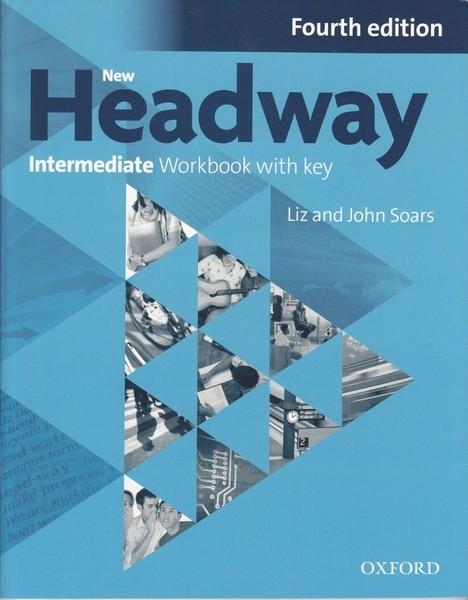New Headway Intermediate 4.vyd. Workbook with key (pracovní sešit s klíčem)