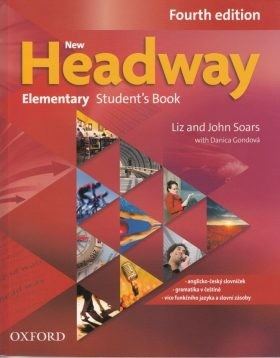 New Headway Elementary 4.vyd. Student´s Book (učebnice)