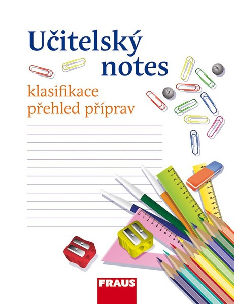 Učitelský notes
