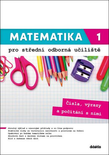 Matematika 1 pro střední odborná učiliště