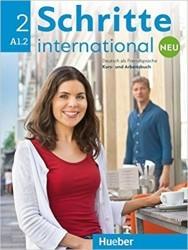 Schritte international Neu 2 Paket (Kursbuch + Arbeitsbuch + Glossar)
