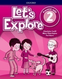 Let's Explore 2 Workbook CZ