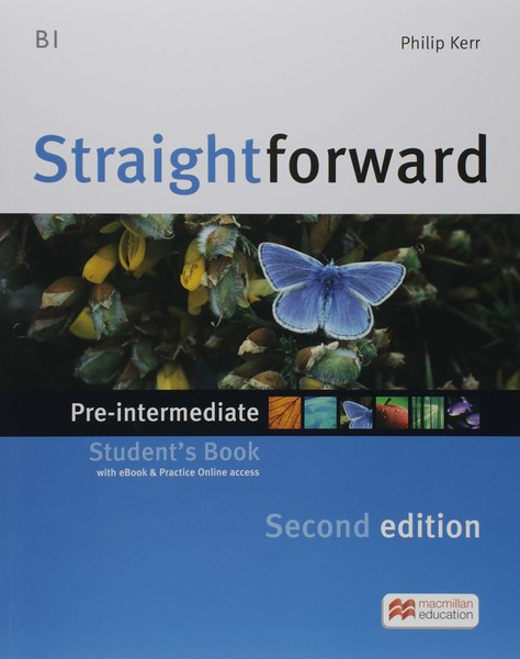 Straightforward 2nd Edition Pre-intermediate Student's Book