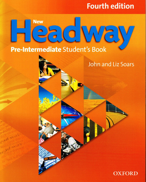 New Headway Pre-intermediate 4.vyd. Student´s Book (učebnice)