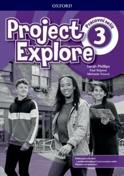 Project Explore 3 Workbook CZ