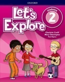 Let's Explore 2 Student's Book CZ