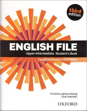 English File Third Edition Upper-intermediate Students Book (Učebnice)