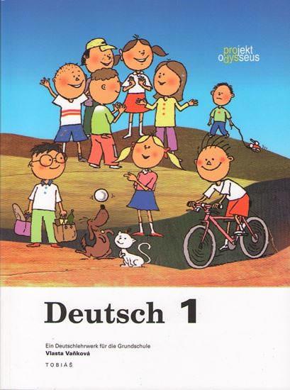 Deutsch 1 - Učebnice němčiny pro ZŠ
