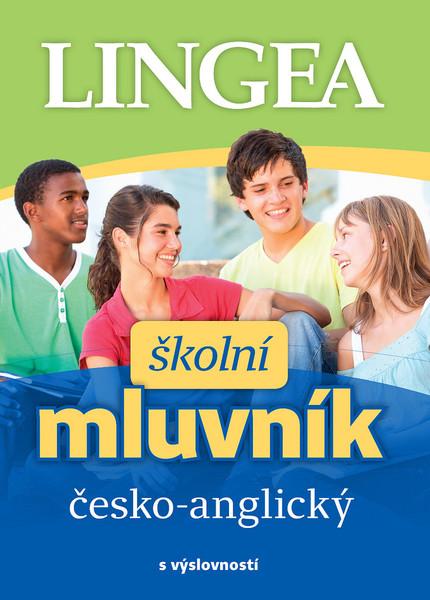 Školní mluvník česko - anglický s výslovností