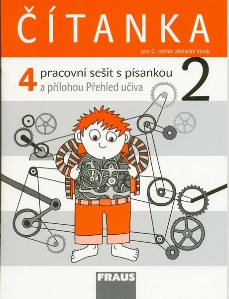 Čítanka 2.r. ZŠ - pracovní sešit 4