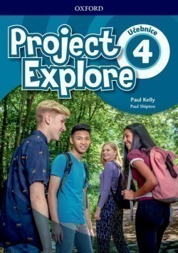 Project Explore 4 Student's book CZ