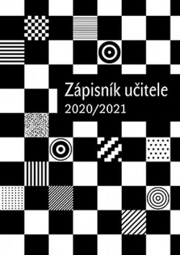 Zápisník učitele 2020/2021 (formát A5)