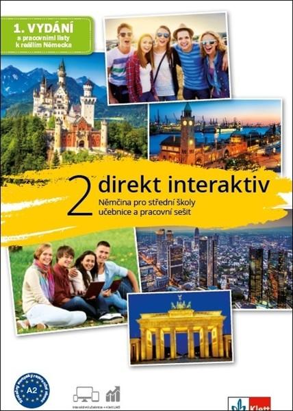 Direkt interaktiv 2 - Učebnice a pracovní sešit