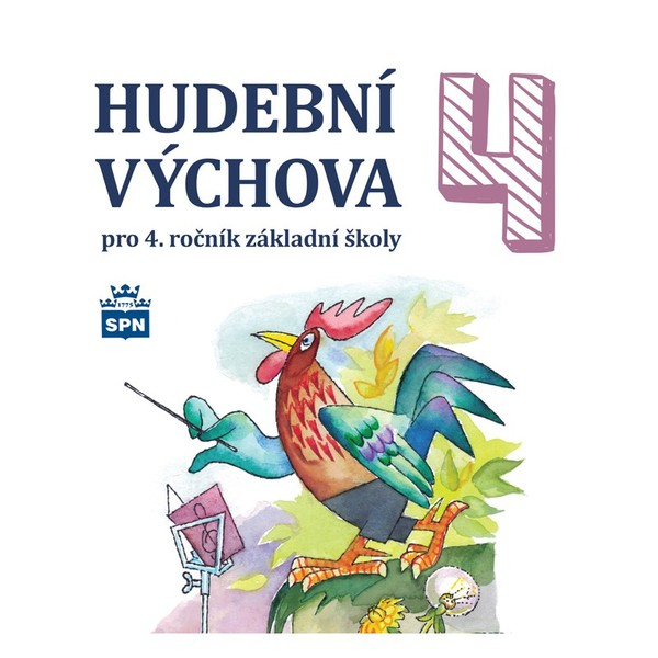 Hudební výchova 4.r. ZŠ - audio CD