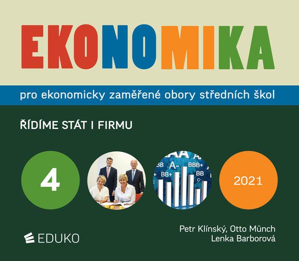 Ekonomika 4 pro ekonomicky zaměřené obory
