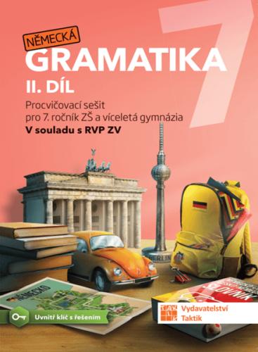 Německá gramatika 7 II.díl