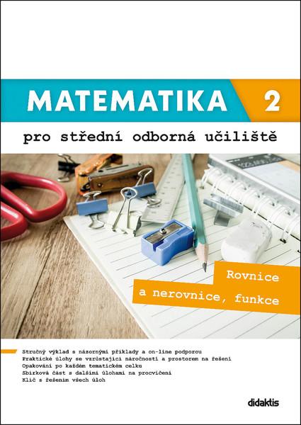 Matematika 2 pro střední odborná učiliště