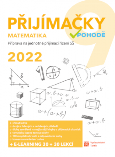 Přijímačky v pohodě 9 - Matematika (2022)