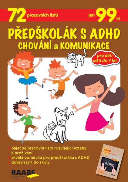 Předškolák s ADHD - Chování a komunikace