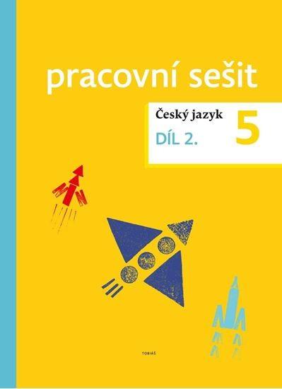 Český jazyk 5 - pracovní sešit 2.díl