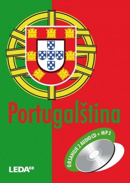 Portugalština - učebnice + audio CD (2 ks)