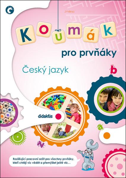 Koumák pro prvňáky - Český jazyk