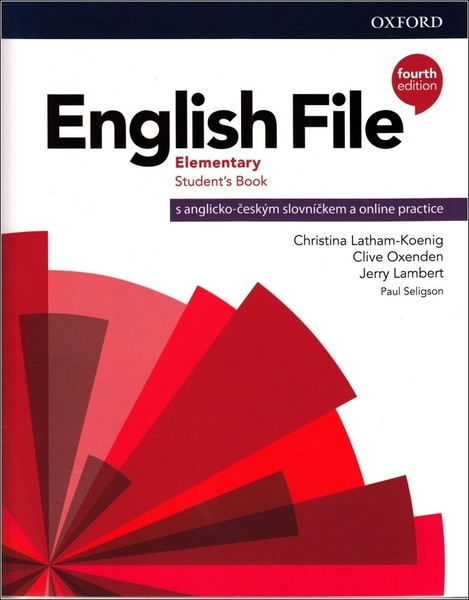 English File Fourth Edition Elementary Students Book