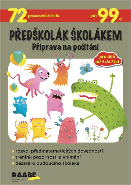 Předškolák školákem - Příprava na počítání