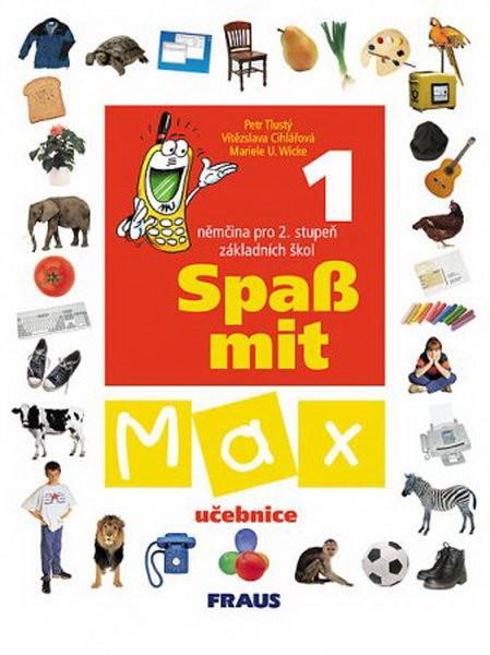 Spass mit Max 1 - učebnice