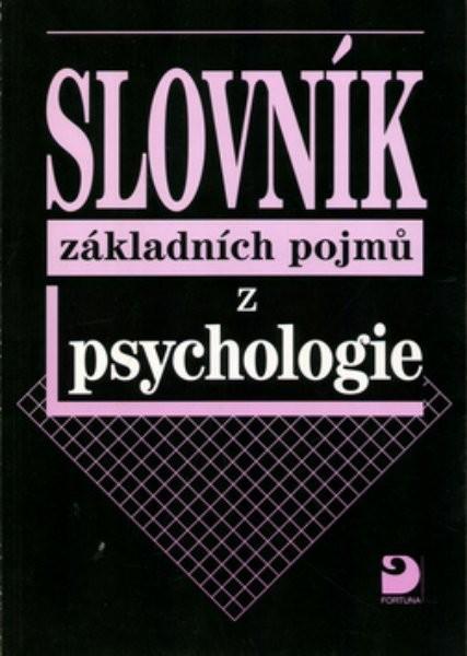 Slovník základních pojmů z psychologie