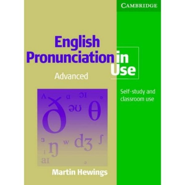 English Pronunciation in Use Advanced with answer and audio CD