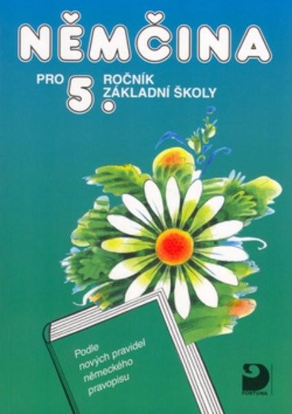 Němčina pro 5.ročník ZŠ - učebnice
