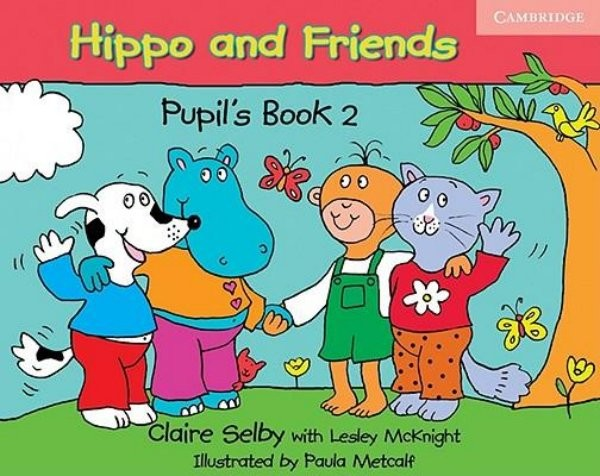 Hippo and Friends 2 Pupil's Book (učebnice)