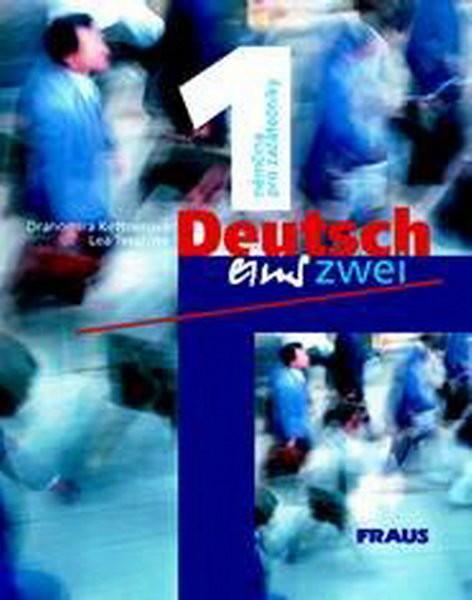 Deutsch eins zwei 1 - učebnice