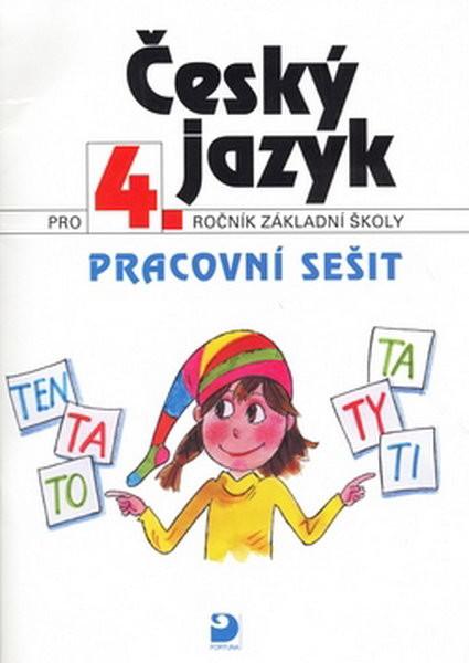 Český jazyk 4.r. pracovní sešit