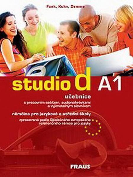 Studio d A1 - němčina pro JŠ a SŠ - učebnice + CD