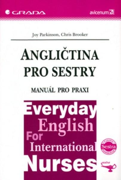 Angličtina pro sestry - Manuál pro praxi